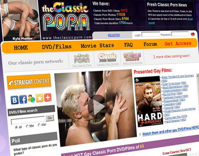 Gay The Classic Porn